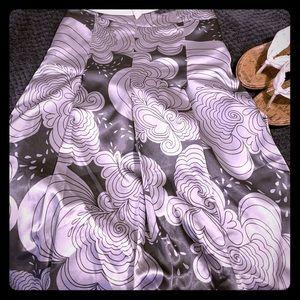 H&M Silky Skirt